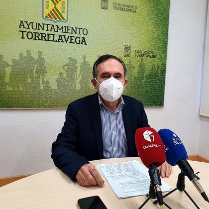 Torrelavega inicia las obras de ampliación del vial junto al cuartel de Miravalles