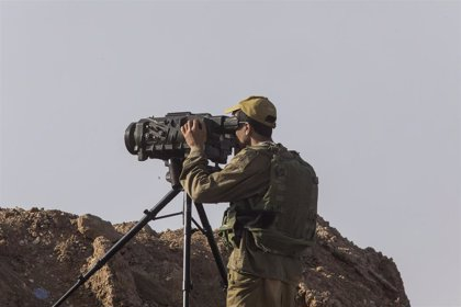 Israel asegura haber derribado un dron cerca de la frontera con Líbano