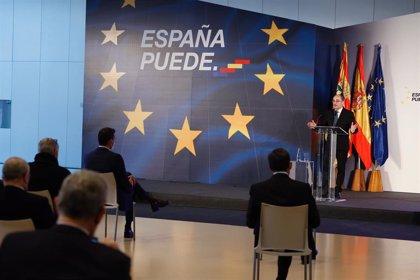 Lambán aboga por reequilibrar la España interior con la del litoral con ayuda del Plan de Recuperación