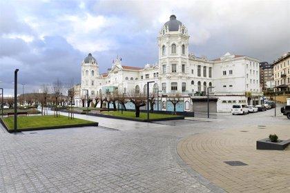 Finaliza la remodelación de la Plaza de Italia y los Jardines de San Roque