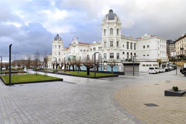 Plaza de Italia renovada