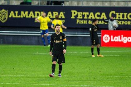 Apelación mantiene la sanción a Messi y no jugará en Elche