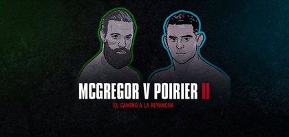 Conor McGregor vuelve al octógono para retar a Dustin Poirier en Abu Dabi