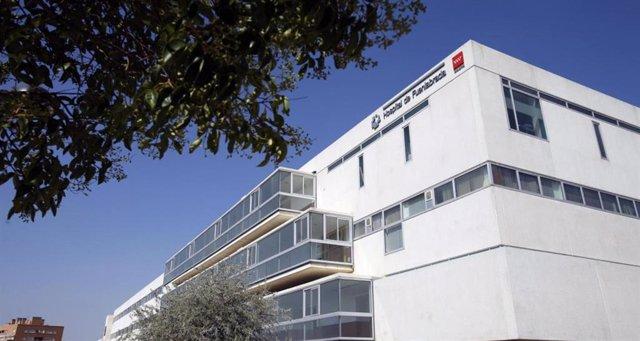 Imagen del Hospital de Fuenlabrada.