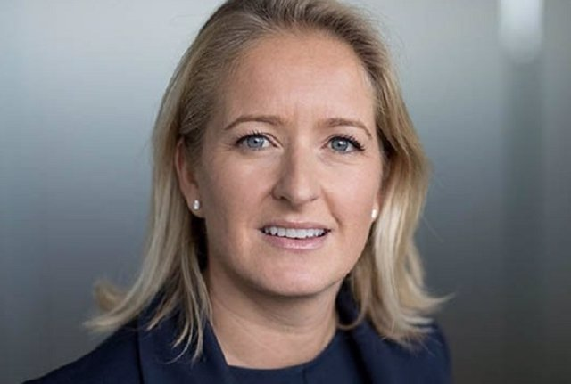 Kate Ferry, nueva directora financiera del grupo McLaren.