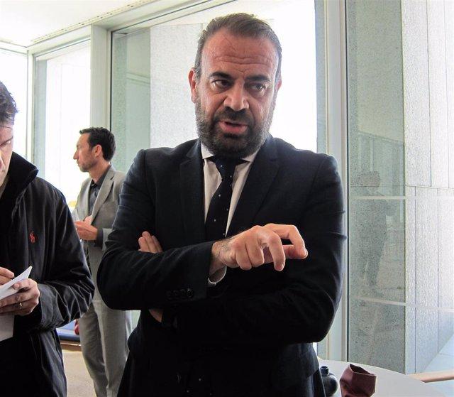 El consejero delegado de Meliá, Gabriel Escarrer