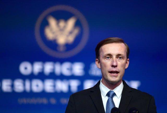El asesor de Seguridad Nacional de Joe Biden, Jake Sullivan