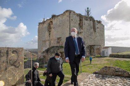 Morón (Sevilla) destinará 200.000 euros del plan Contigo a remozar su castillo como activo turístico