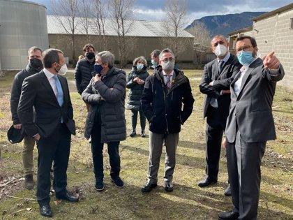 Taurus Group invierte cuatro millones en un nuevo centro de operaciones en Oliana (Lleida)