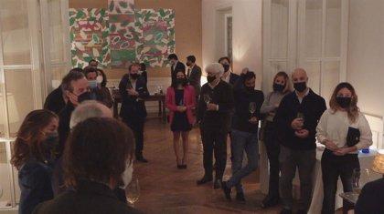 Rioja, deslumbrante en el acto de presentación de 'Matador W' en Madrid