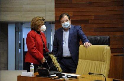 """Blanco-Morales dice que los PGEx """"ayudarán a resolver"""" las dificultades derivadas de la """"situación excepcional"""""""