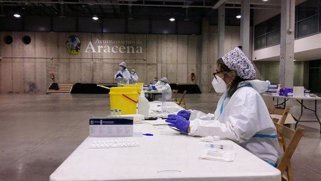 Huelva.- Coronavirus.-Ayuntamiento de Aracena dice que el 50% de los diagnosticados covid en residencia lo ha superado