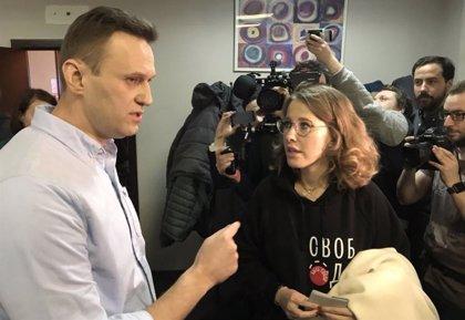 Los Veintisiete analizan este lunes la detención de Navalni, aunque sin sanciones en el horizonte