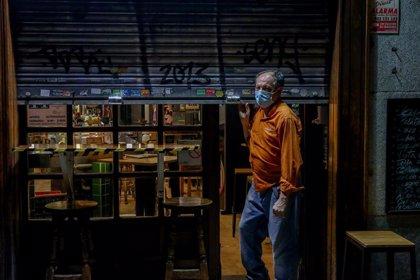 Hosteleros de Madrid cifran en 7,2 millones las pérdidas diarias con las nuevas normas