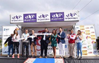 Aplazada la Vuelta a Andalucía por motivos de seguridad sanitaria