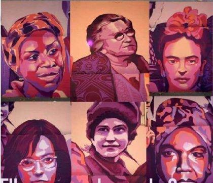 Más Madrid interpondrá recurso de reposición ante la decisión de borrar el mural feminista de La Concepción