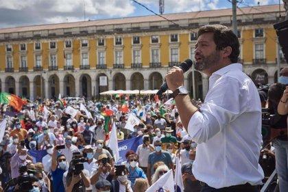 Portugal celebra presidenciales entre máximos de contagios y el derechista André Ventura como gran disruptor