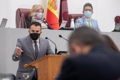"""Moreno (PSRM): """"El Gobierno regional vuelve a reírse de los agricultores del sector de la flor cortada"""""""