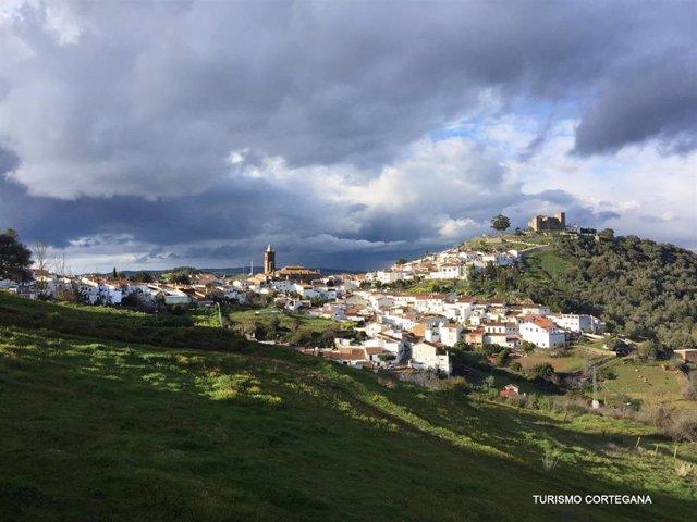 Imagen del municipio onubense de Cortegana.
