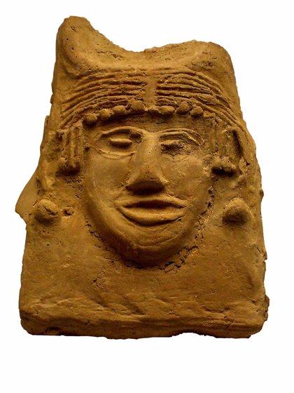 Identifican en Murcia los rostros en cerámica de los emperadores bizantinos Focas y Leoncia, únicos en el mundo