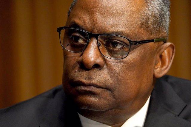 El secretari de Defensa dels EUA, Lloyd Austin
