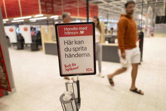 La isla sueca de Gotland durante la pandemia de coronavirus