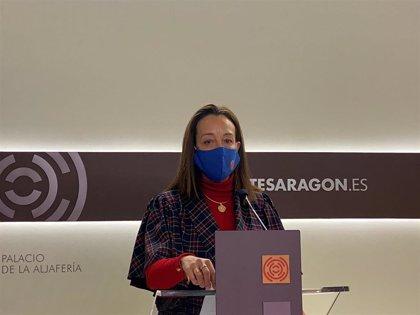 """Susín (PP) reclama al Gobierno de Aragón un plan de respuesta ante el aumento """"sustancial"""" de la deuda pública"""