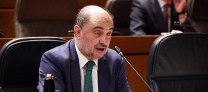 El Gobierno de Aragón aumenta su rendición de cuentas ante las Cortes pese a los efectos de la pandemia de la COVID