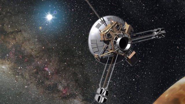 Este 13 de junio, se cumplen 35 años de que la sonda espacial Pioneer 10 de la NASA cruzase la órbita de Neptuno, convirtiéndose así en el primer objeto humano en rebasar los planetas del Sol