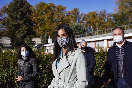 """Villacís (Cs) pide a Sánchez que """"lidere"""" la lucha contra la pandemia, """"como lo hacen Merkel y Macron"""""""