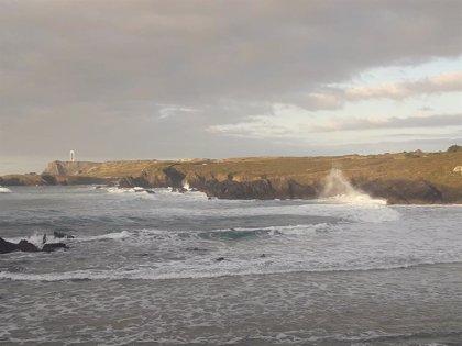 Zonas altas de las provincias de Lugo y Ourense registran vientos de más de 120 kilómetros por hora