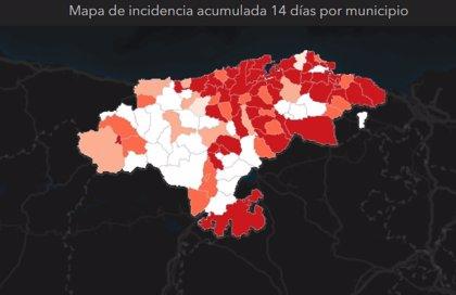 Un total de 21 municipios cántabros están libres de Covid