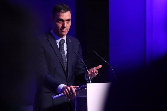 El presidente del Gobierno, Pedro Sánchez, en una foto de archivo el 19 de enero de 2021