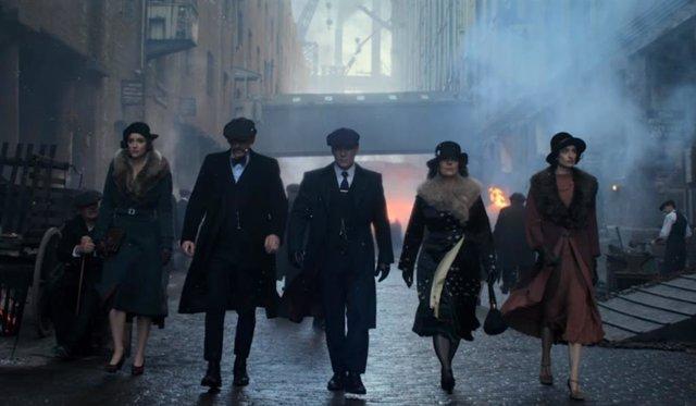 Confirmadas nuevas series de Peaky Blinders que llegarán después de la película