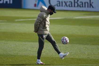 """Simeone: """"Necesitamos a Joao Félix en su mejor versión"""""""