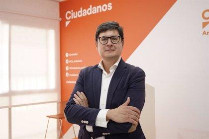 """Pimentel subraya que """"las políticas de Cs han sido el salvavidas de más de 28.000 autónomos"""" en Sevilla"""