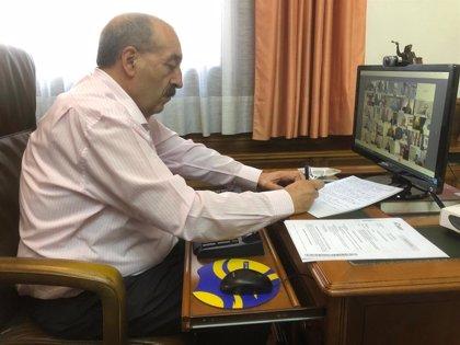 El presidente de DPT alerta de que la provincia registra los peores datos de contagios desde que comenzó la pandemia
