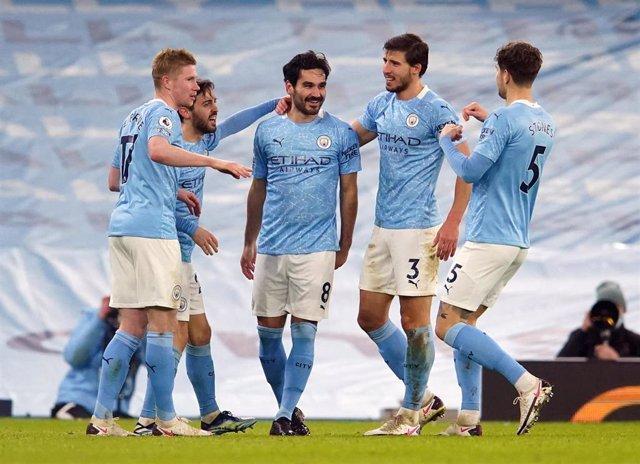 England Premier League - Manchester City vs Crystal Palace