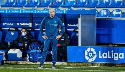 """Abelardo: """"A partir del 0-1 hemos desaparecido como equipo"""""""
