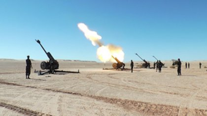 El Frente Polisario asegura haber atacado con misiles el paso fronterizo de Guerguerat