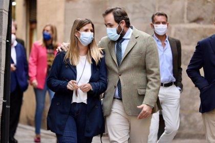 PP allana el camino de su Congreso en Guadalajara, intensifica trabajo en Toledo y lo inicia en Cuenca
