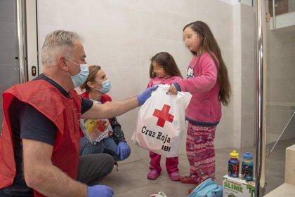 Cruz Roja Juventud recoge 1.570 juguetes para casi un millar de niños y niñas vulnerables de La Rioja