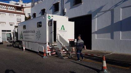El cribado masivo de Ardales (Málaga) se salda con una participación del 71,5% y ningún positivo