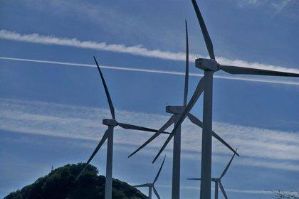El viento del oeste-noroeste deja rachas de 112,9 km/h en Karrantza y de 104,4 km/h en Jaizkibel