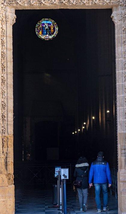 La Catedral de Sevilla modifica sus horarios de apertura para el culto y de las misas desde el 25 de enero