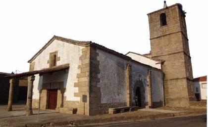 La Junta destina 133.655 euros a la restauración de la Iglesia de San Pedro Apóstol de Guijo de Galisteo