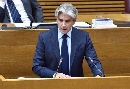 """PPCV pide a Puig """"responsabilidad y contundencia"""" para que la Comunitat """"no se quede descolgada de los fondos europeos"""""""