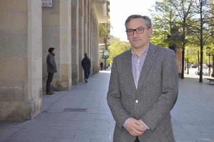 """Juste (PP): """"No me he hecho político en un despacho. Ha sido en los pueblos de Teruel, con la gente en las calles"""""""