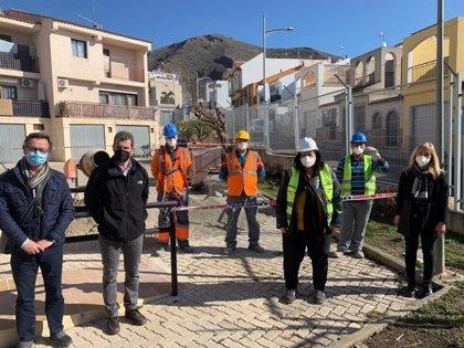 El PFEA de Diputación de Almería moderniza infraestructuras públicas en Berja y Laujar de Andarax