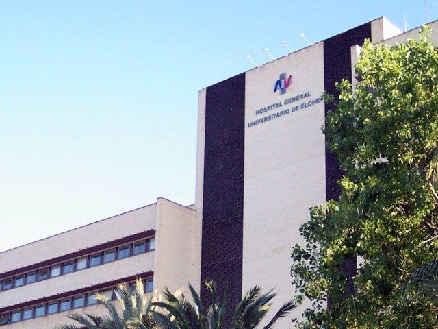 Hospital General Universitario de Elche (Alicante)